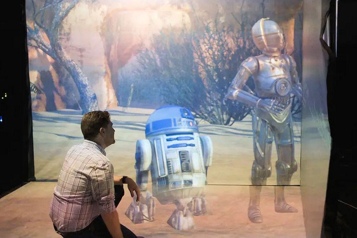 Inside Industrial Light & Magic's Secret 'Star Wars' VR Lab
