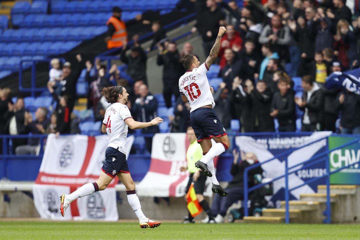 Bolton Wanderers v Shrewsbury Town - Sky Bet League One