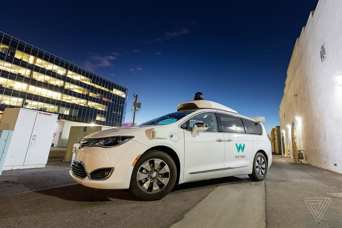 Car To Go >> Waymo S Driverless Car Ghost Riding In The Back Seat Of A