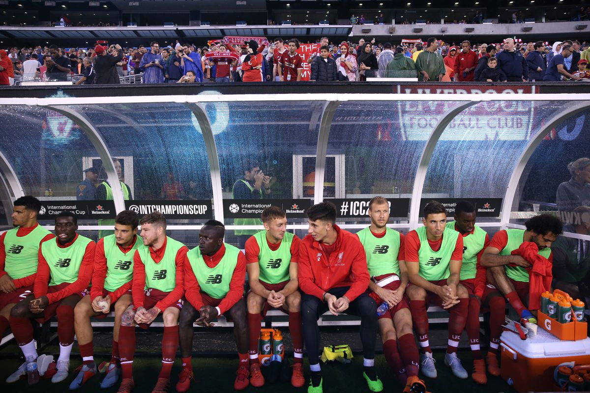 Manchester City v Liverpool FC : International Champions Cup