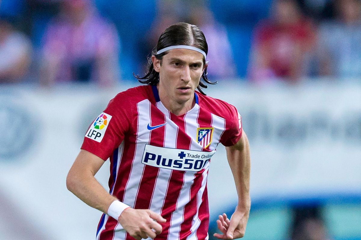 Filipe Luis: 'I couldn't let go' of Atletico while at ... Filipe Luís
