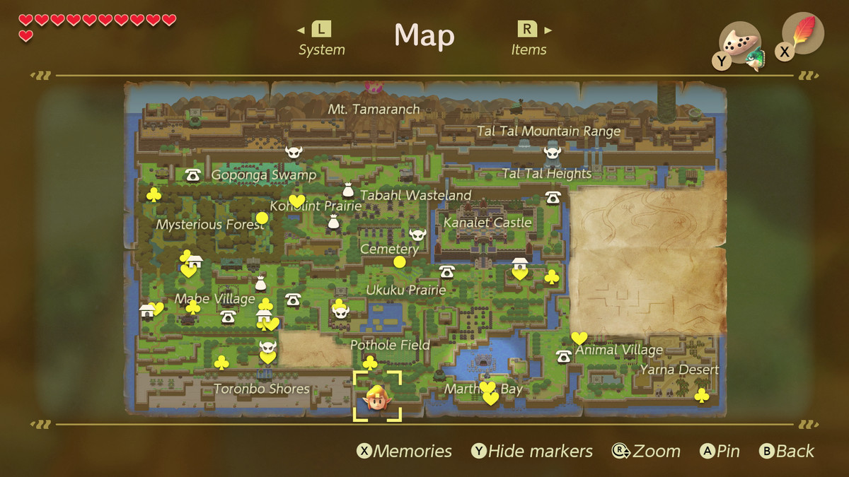 Link S Awakening Guide Taking The Ghost Home Polygon