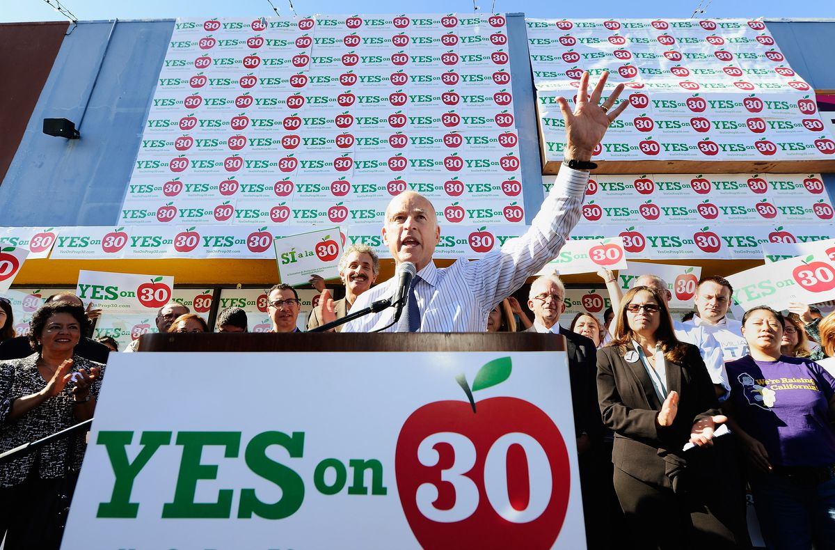 proposition 30 jerry brown
