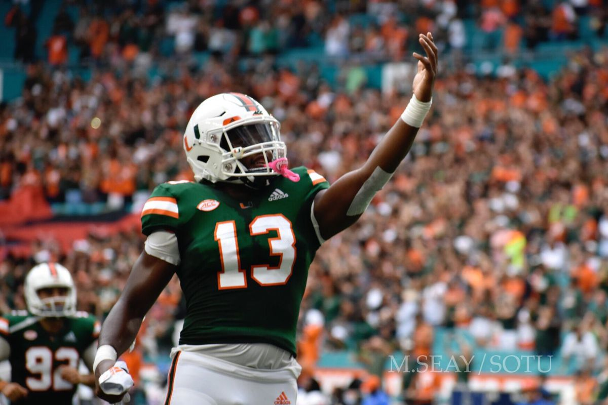 Miami Hurricanes Vs Fiu Panthers How To Watch Gametime Tv