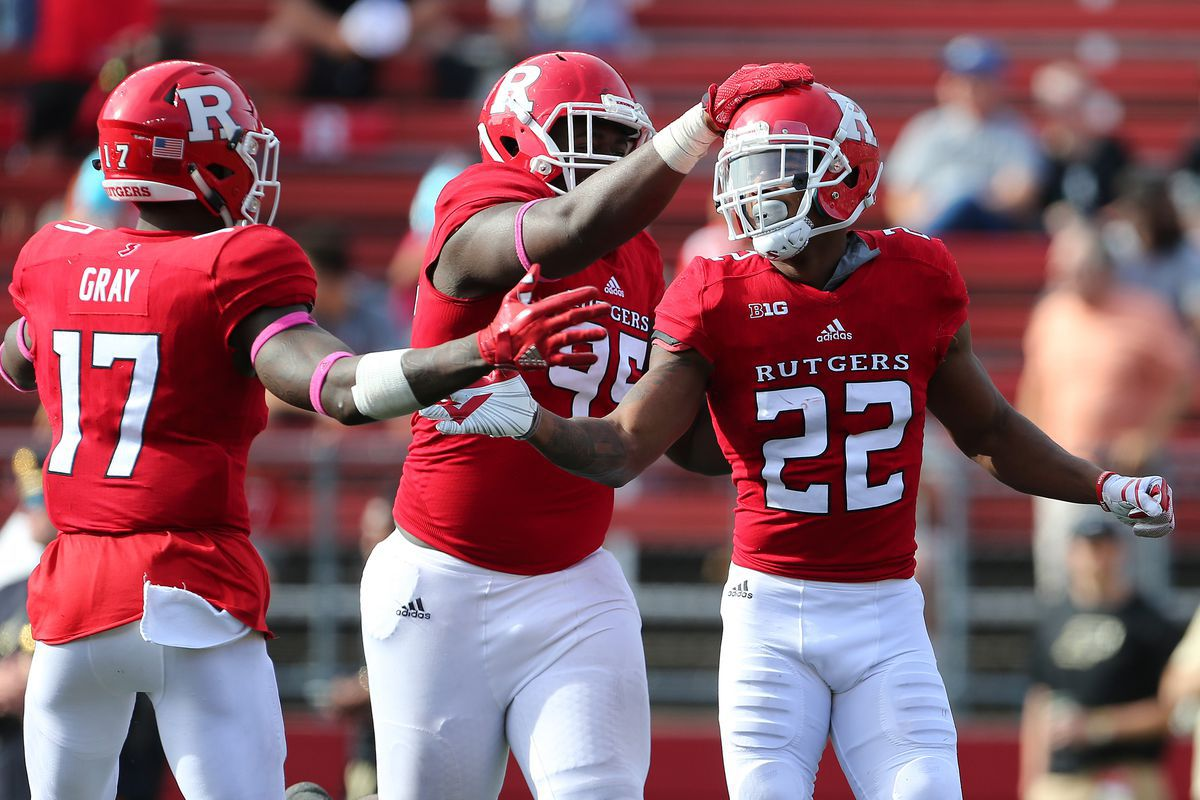 Rutgers Scarlet Knights Football Preview Predictions And Outlook B1g 2018 Off Tackle Empire