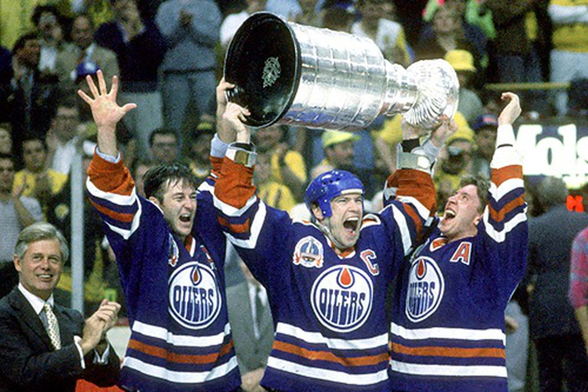 25 Years Ago Today: Oilers Win Fifth Stanley Cup