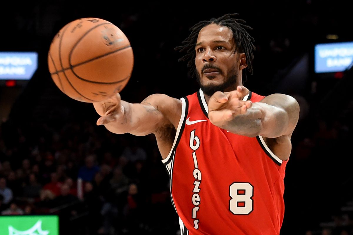 NBA: Detroit Pistons at Portland Trail Blazers