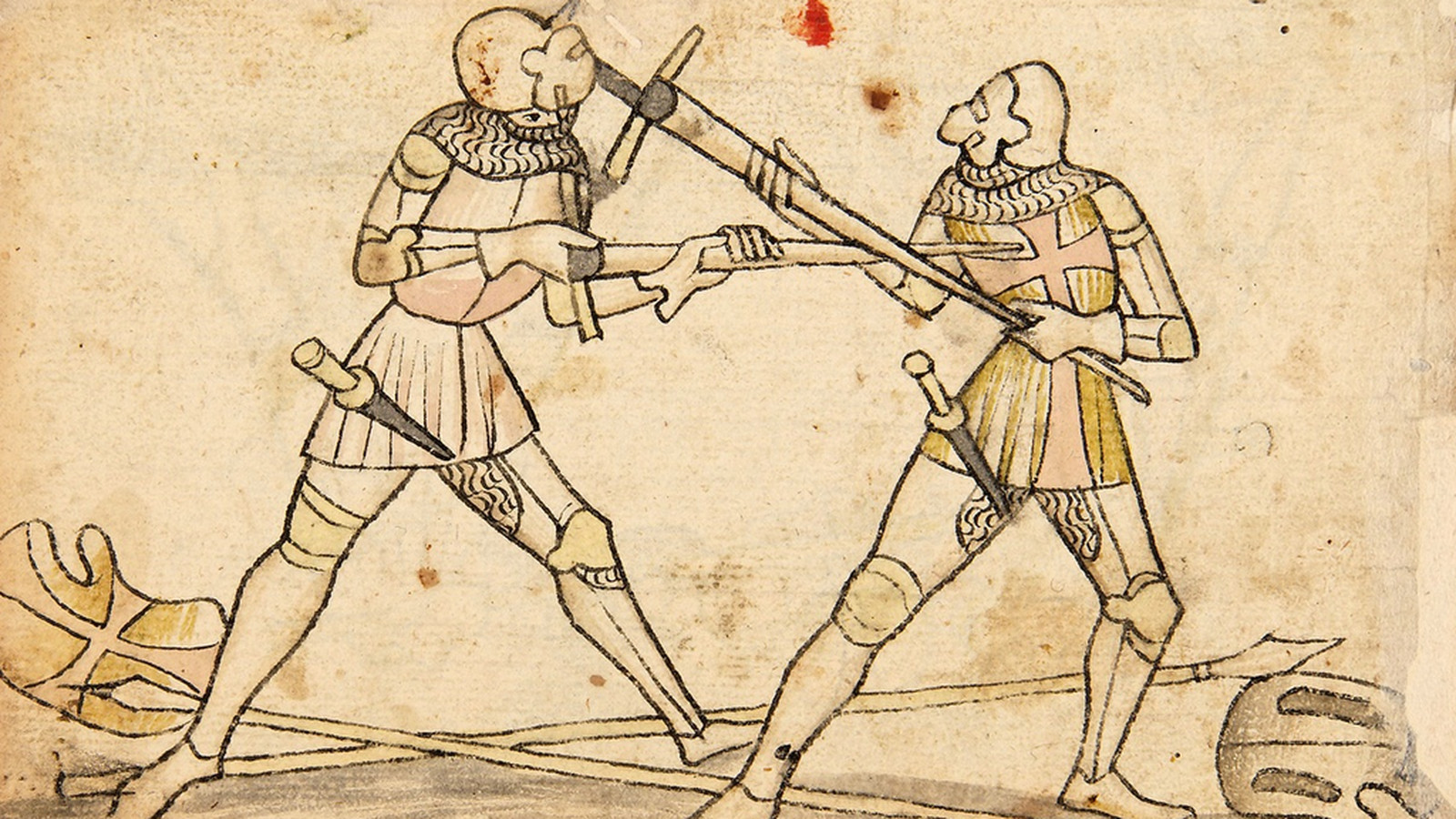 Risultati immagini per half swording