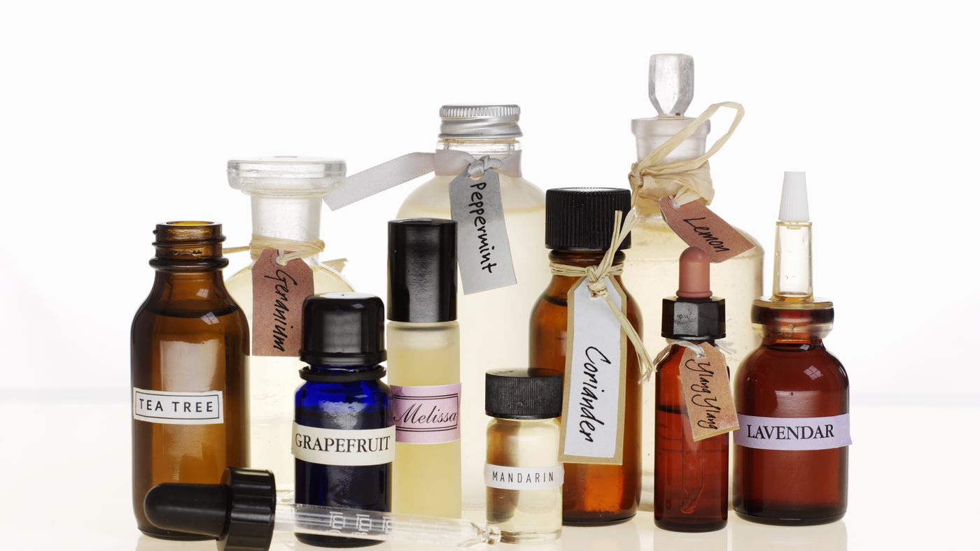Finding Essential Oils Helped Me Figure Out Who I Really Am