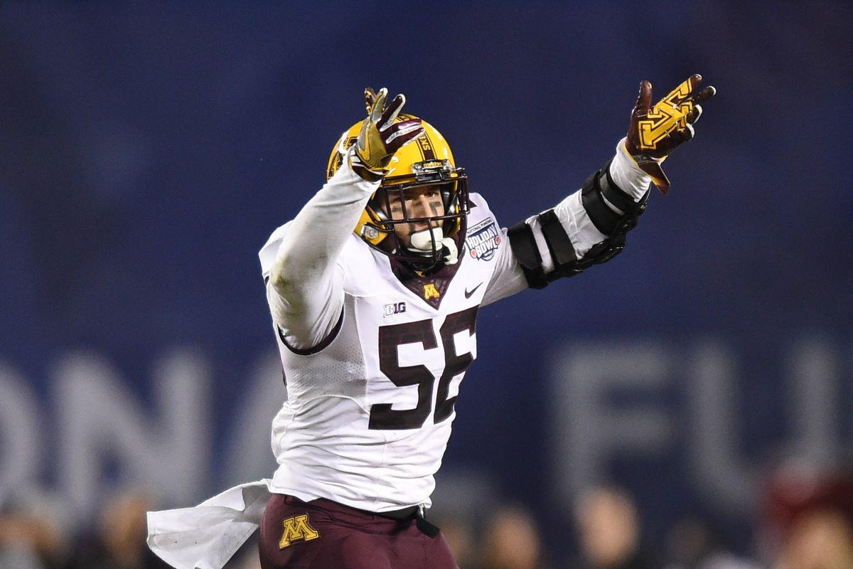 NCAA FOOTBALL: DEC 27 Holiday Bowl - Minnesota v Washington State