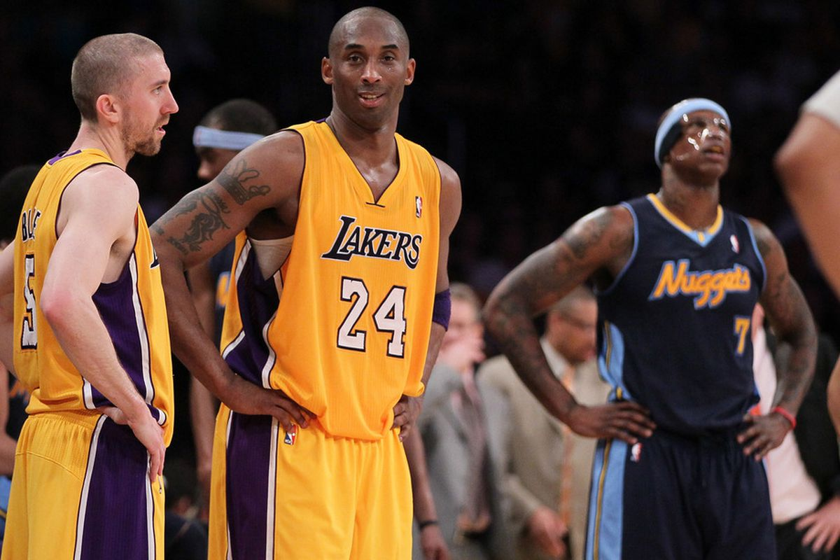 NBA Playoffs 2012, Nuggets Vs. Lakers Game 6: Game Time ...