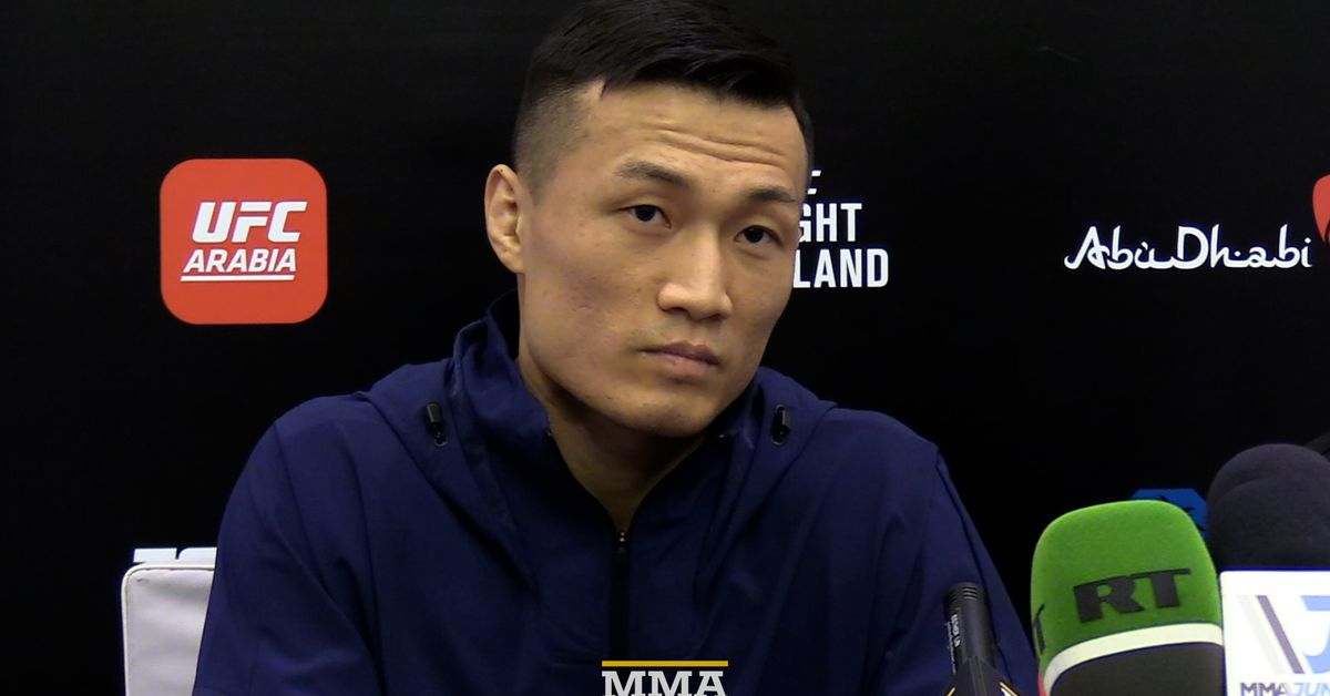 Chan Sung Jung says 'it's obvious' he should get a title shot with a win over Brian Ortega