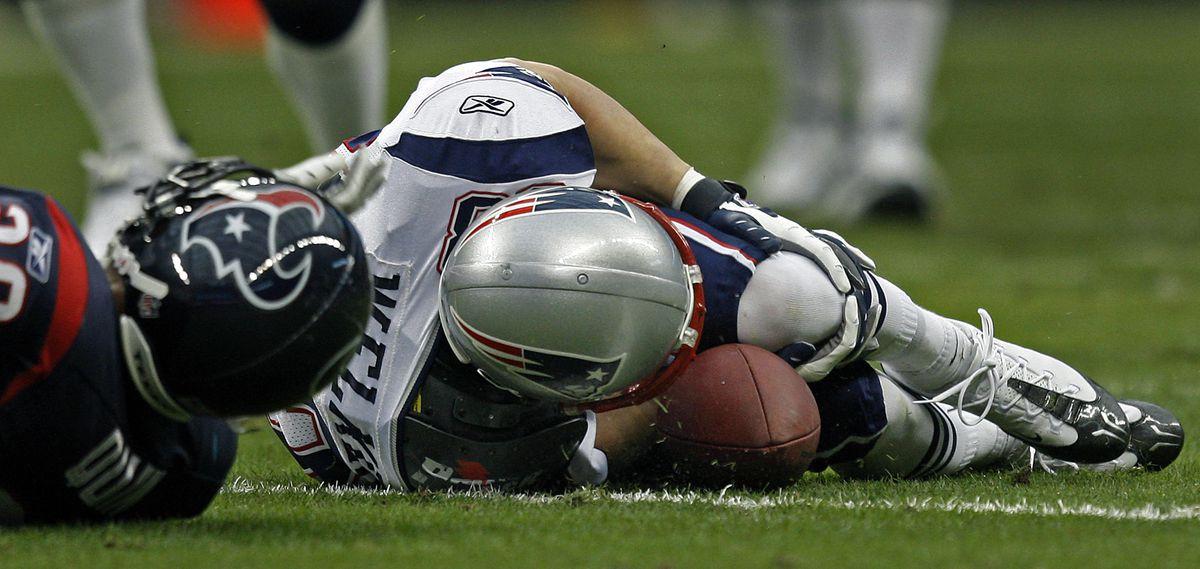 New England Patriots Vs. Houston Texans
