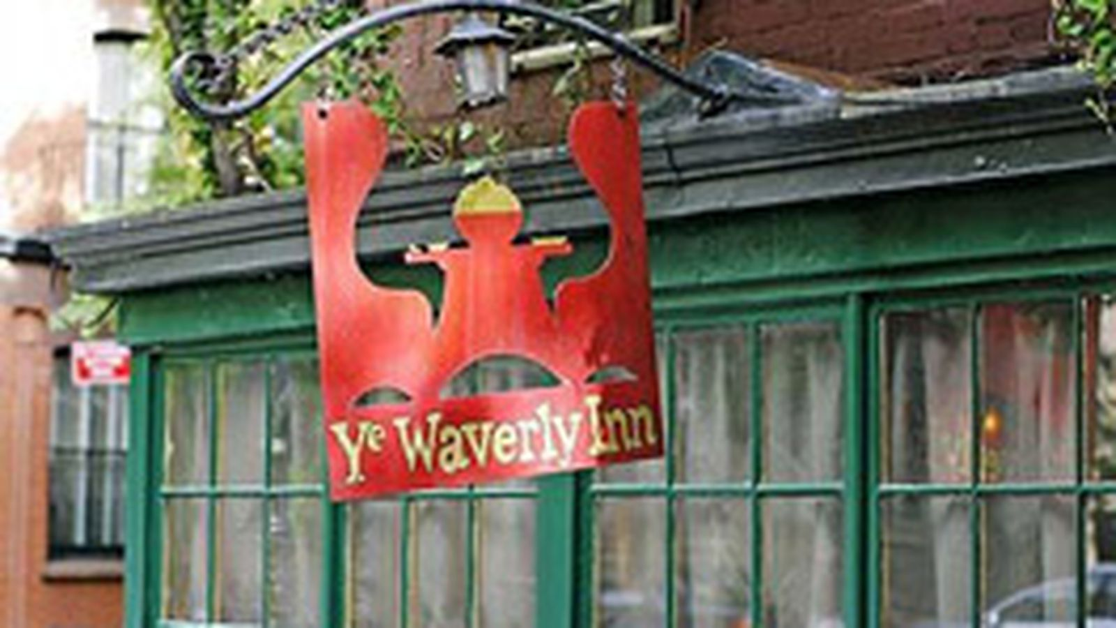 Waverly Inn Restaurant New York Menu