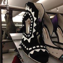 Sophia Webster heels, $313 (originally $695)
