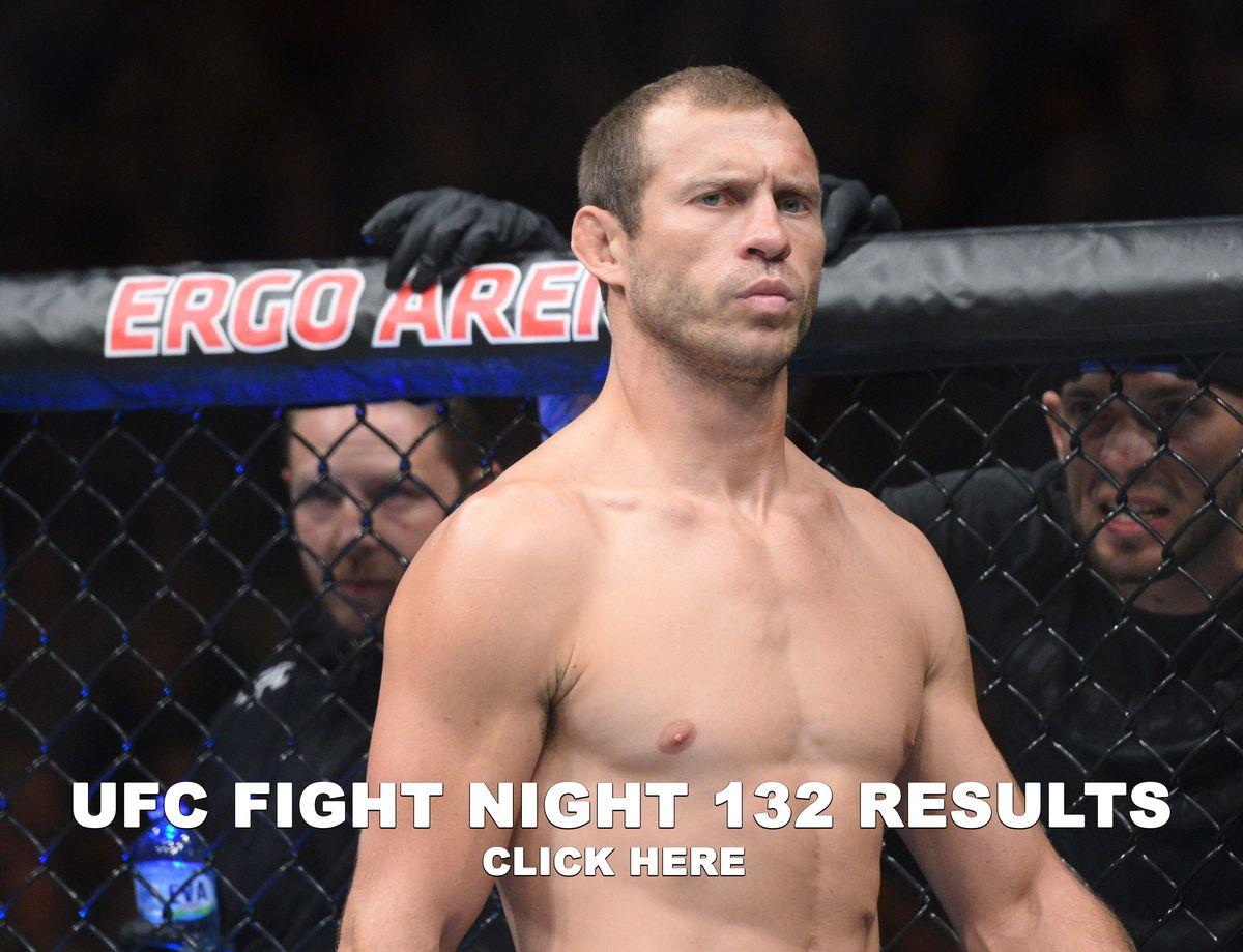 UFC Singapore Results (2)