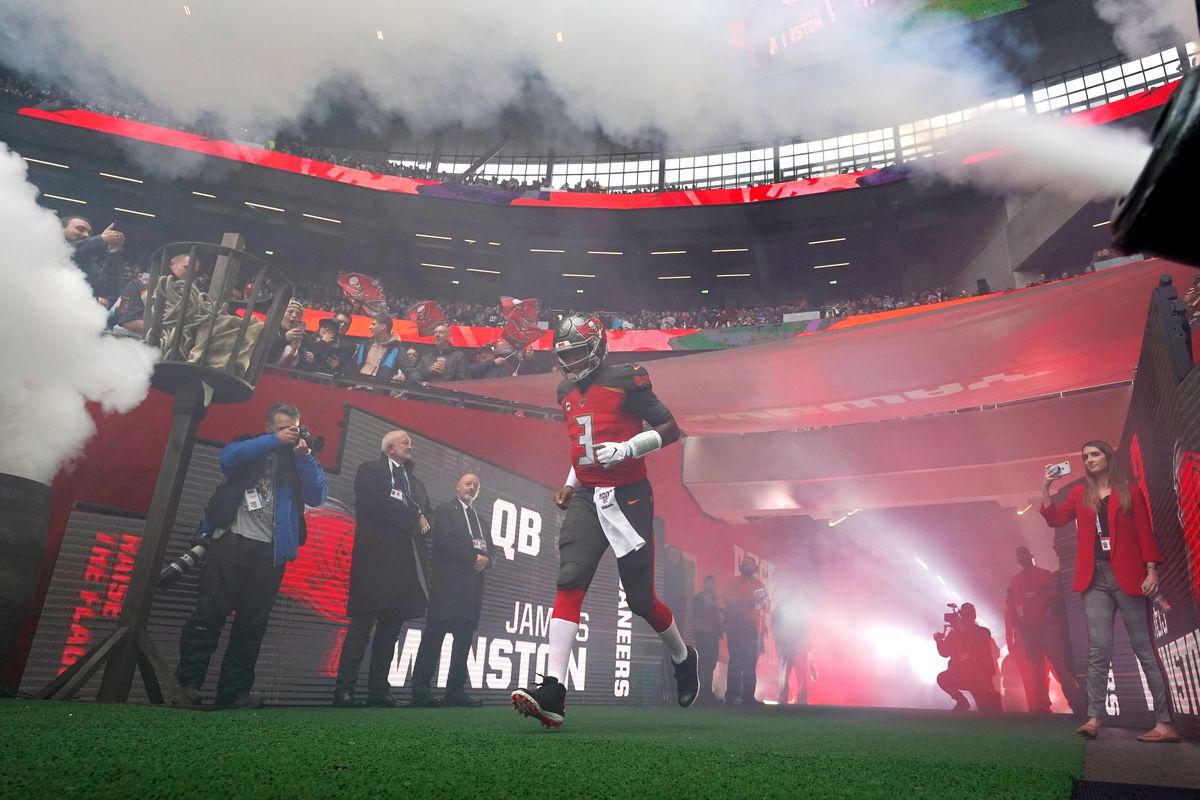 Carolina Panthers v Tampa Bay Buccaneers - NFL International Series - Tottenham Hotspur Stadium