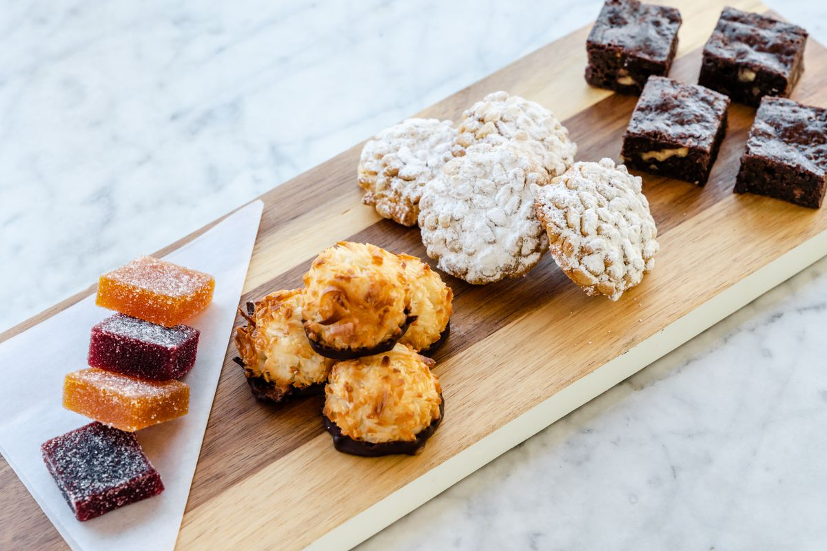 Passover desserts from Launderette