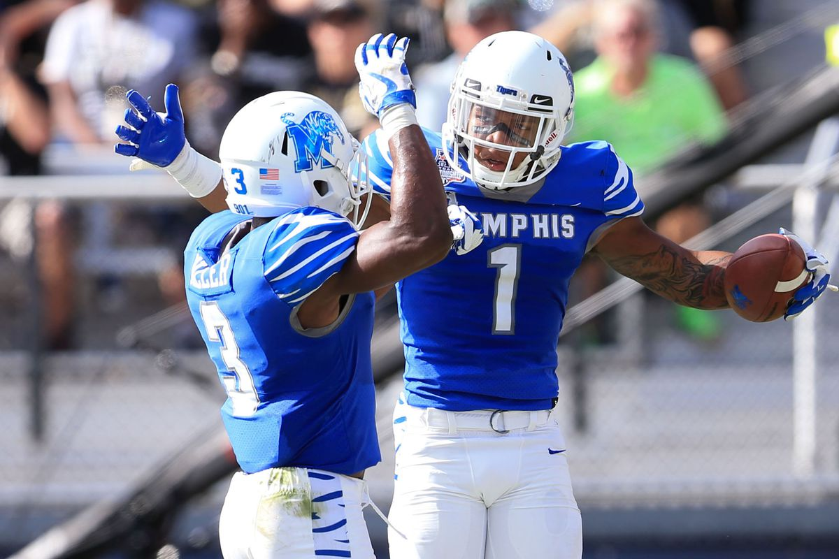 Memphis Football 2018 Preview The Tigers Are Athletic And