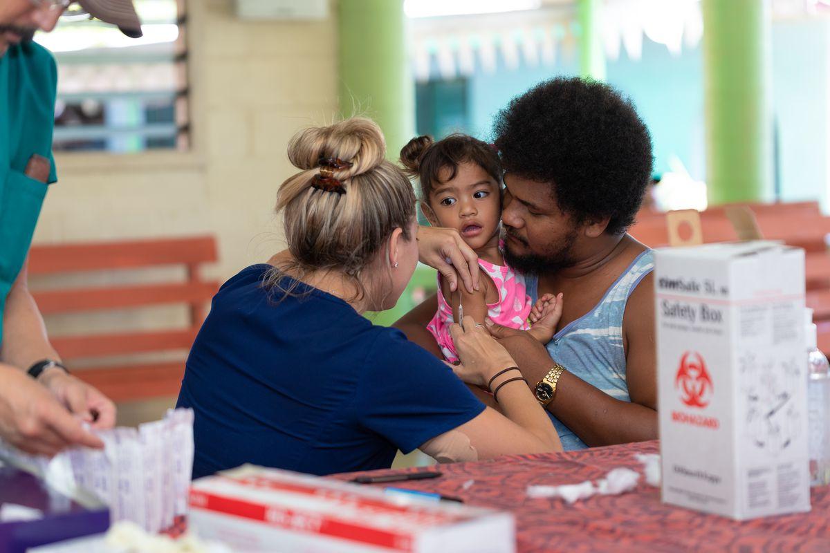 Samoan Measles Deaths Reach 70