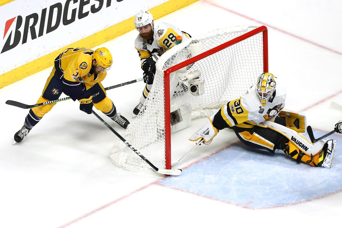 2017 NHL Stanley Cup Final - Game Four