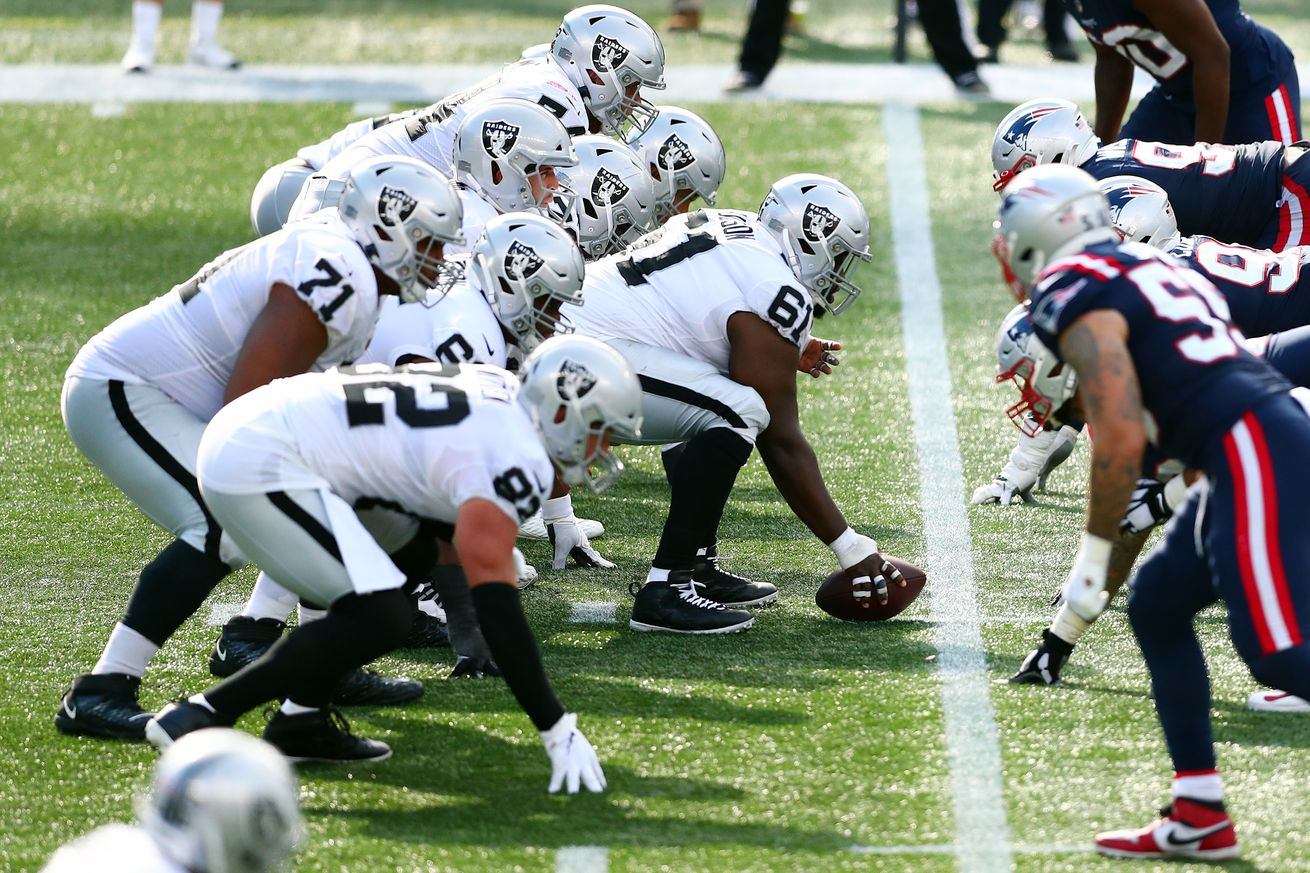 Las Vegas Raiders v New England Patriots