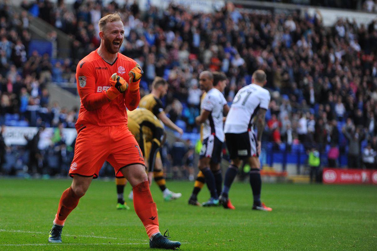 Bolton Wanderers v Sheffield Wednesday - Sky Bet Championship