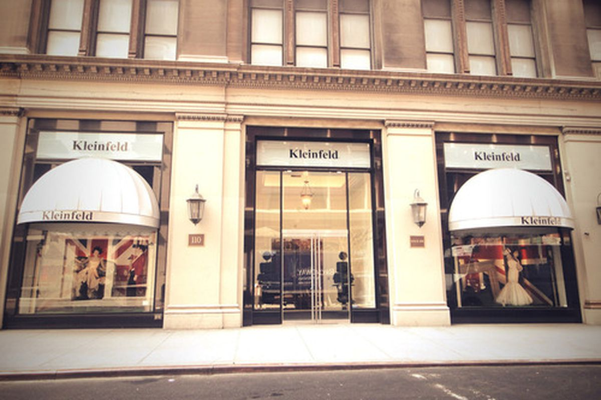 ee15ac202e15 Sorry, Brides: Kleinfeld's Sample Sale Is Online Only This Year ...