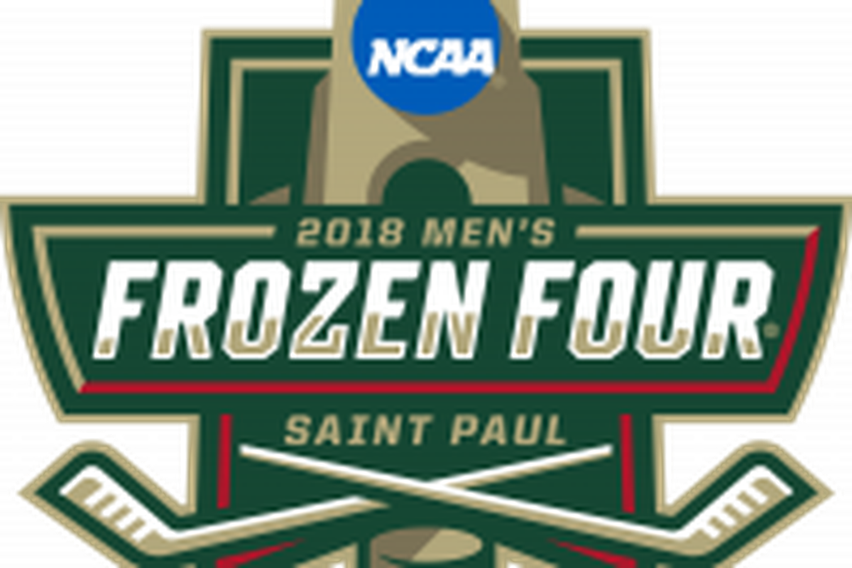 Image result for 2018 frozen four