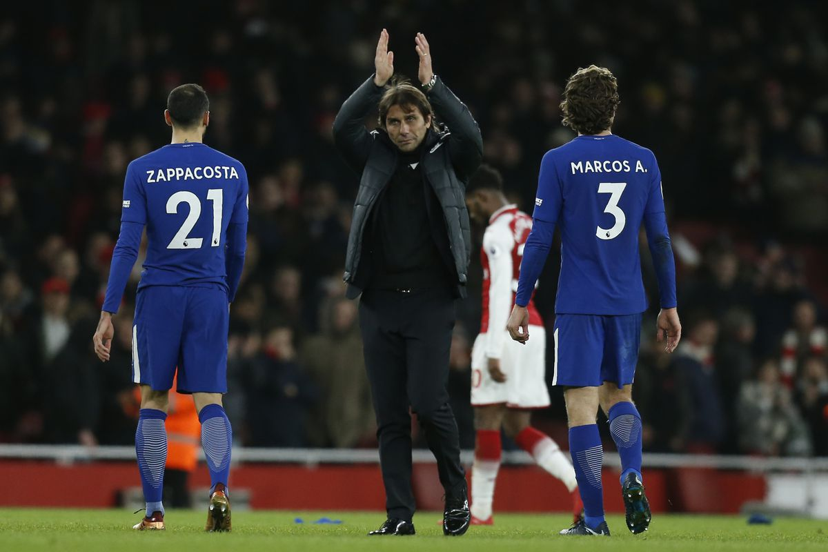 I've always worked at clubs making 'economic sacrifices' - Antonio Conte