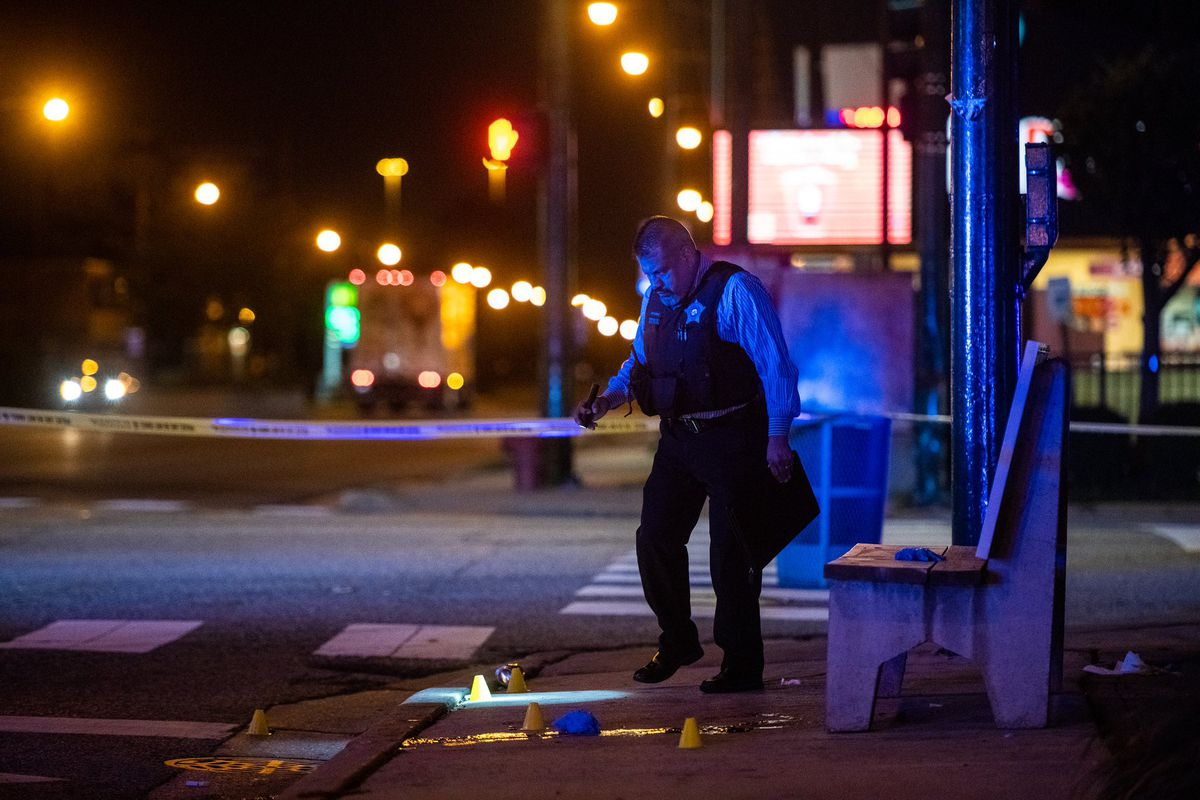 Chicago Shootings: 12 people wounded Tuesday in shootings across Chicago