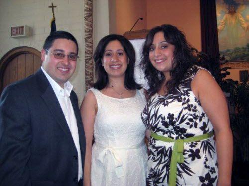 The Berrios children: Joey Berrios, Vanessa Berrios and Toni Berrios.   Facebook photo