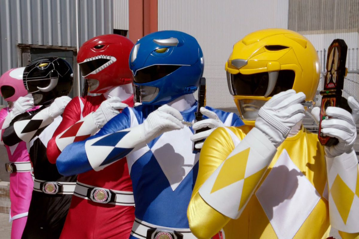 castlevania showrunner working on an r rated power rangers reboot