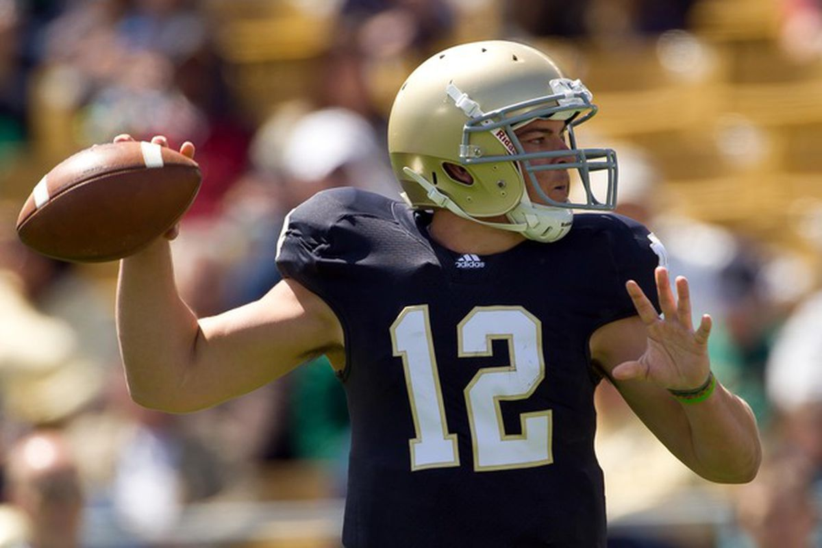 Notre Dame transfer Andrew Hendrix is among the 26 members of Miami's recruiting class.