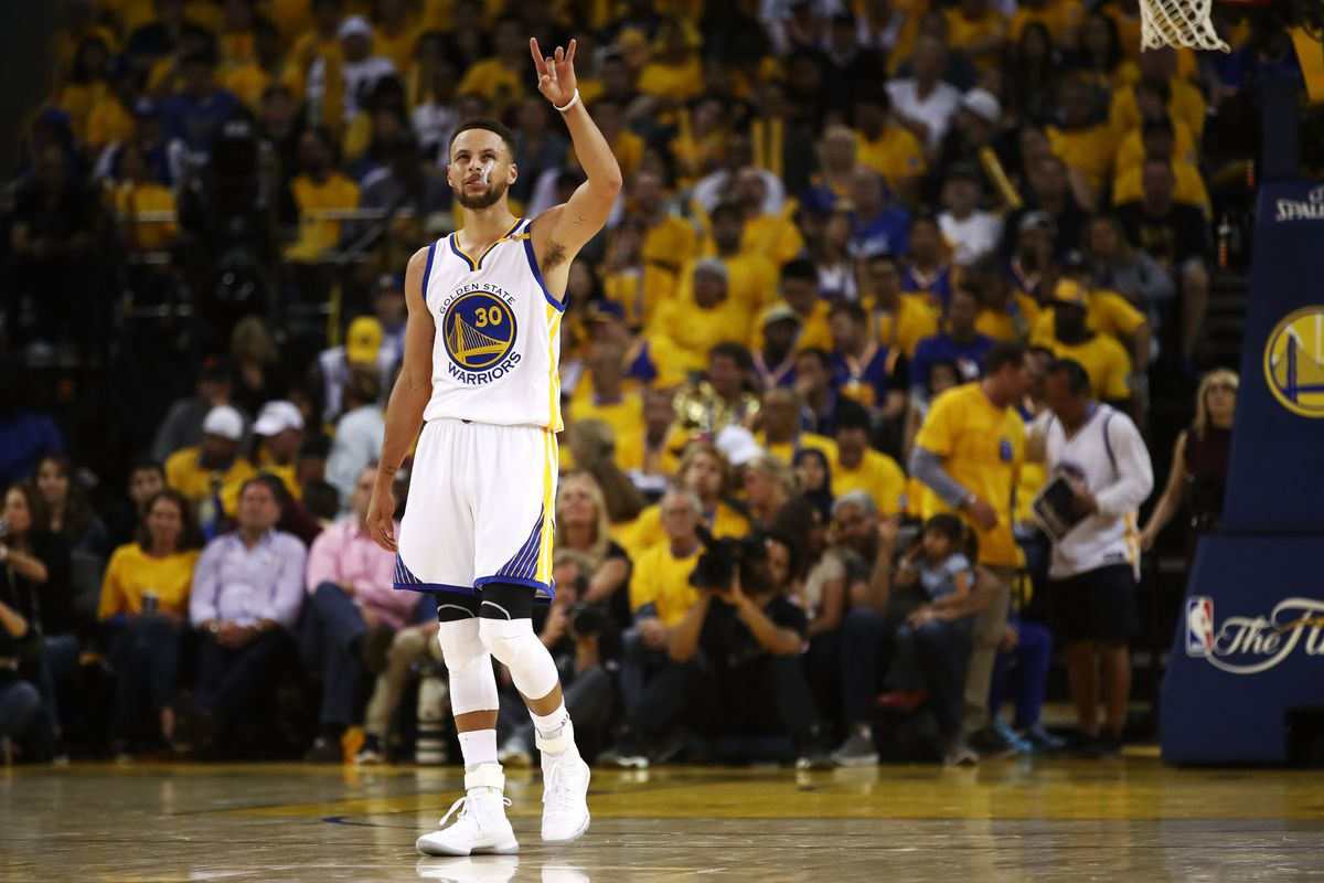 Warriors' Stars Throttle Cavs Again To Claim 2-0 NBA Finals Lead