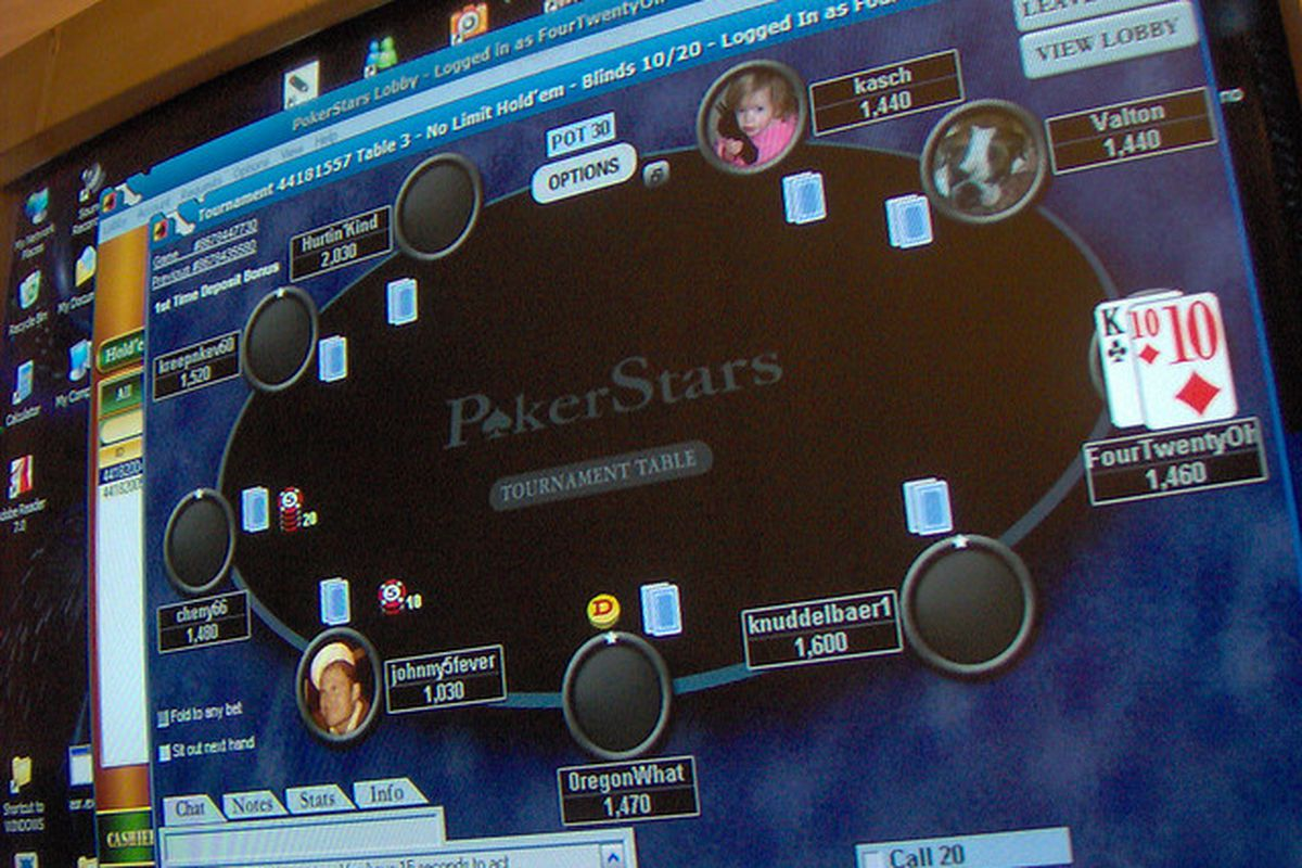 PokerStars FLICKR