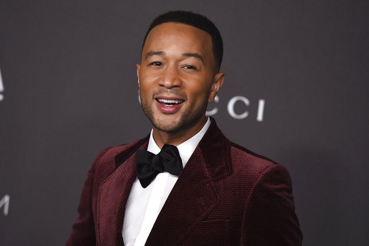 John Legend is 2019's Sexiest Man Alive, People magazine says ...