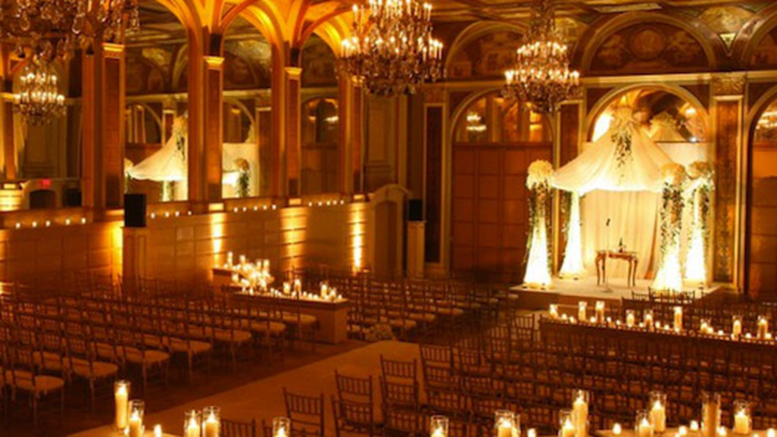 The most expensive wedding venues in new york city racked ny for Small wedding venues ny