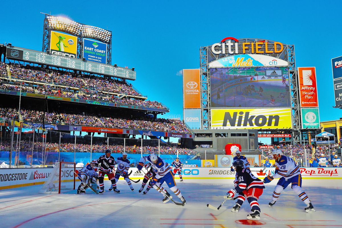 2020 Nhl Winter Classic.Dallas To Host 2020 Nhl Winter Classic Per Report