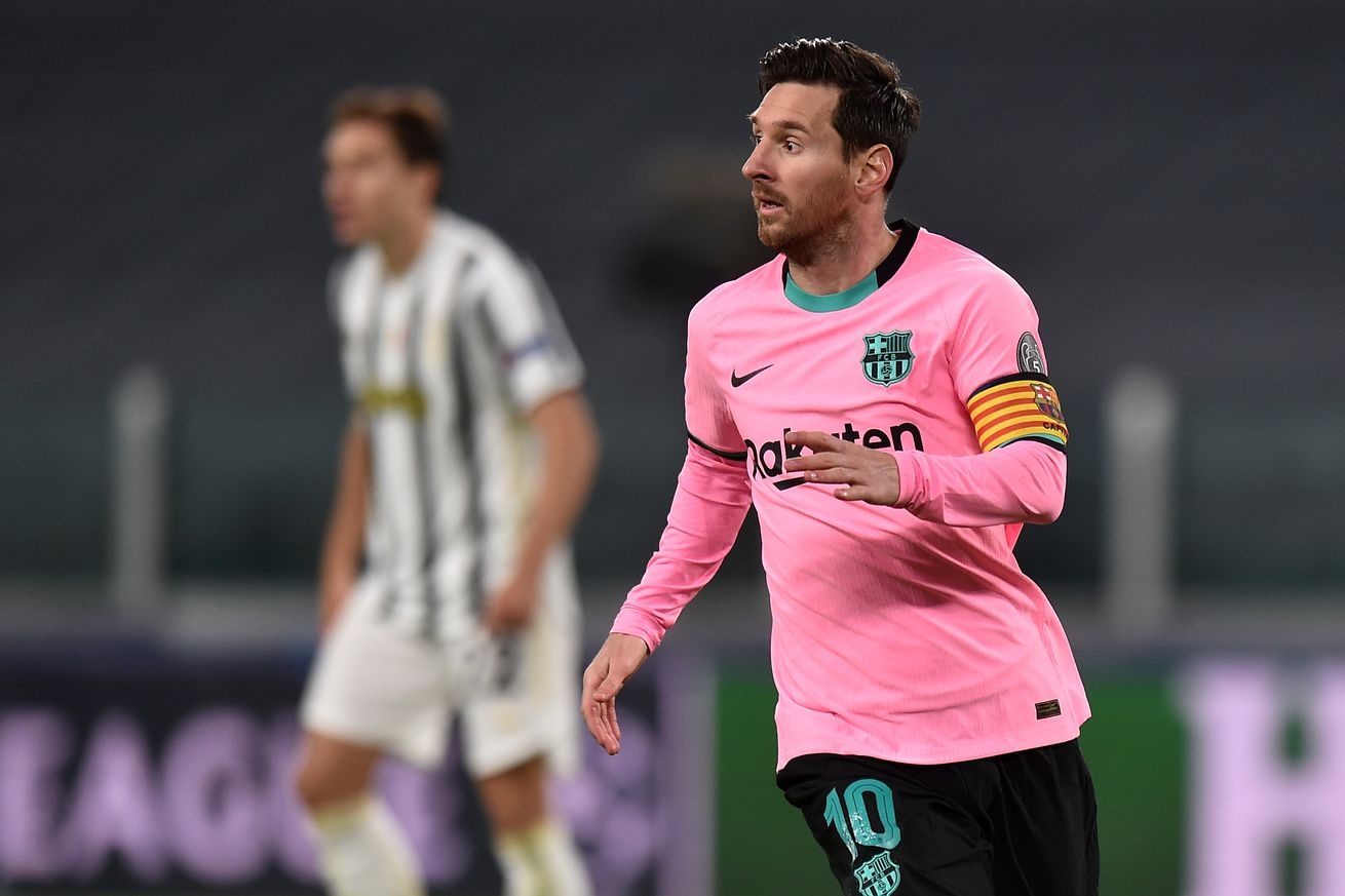 Fabio Capello: I?d never seen Lionel Messi run so much