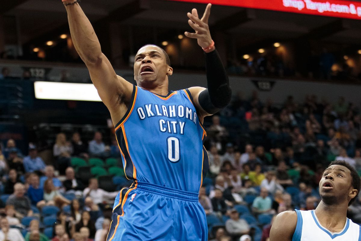 This has gotta be one of Westbrooks' top 5 faces.