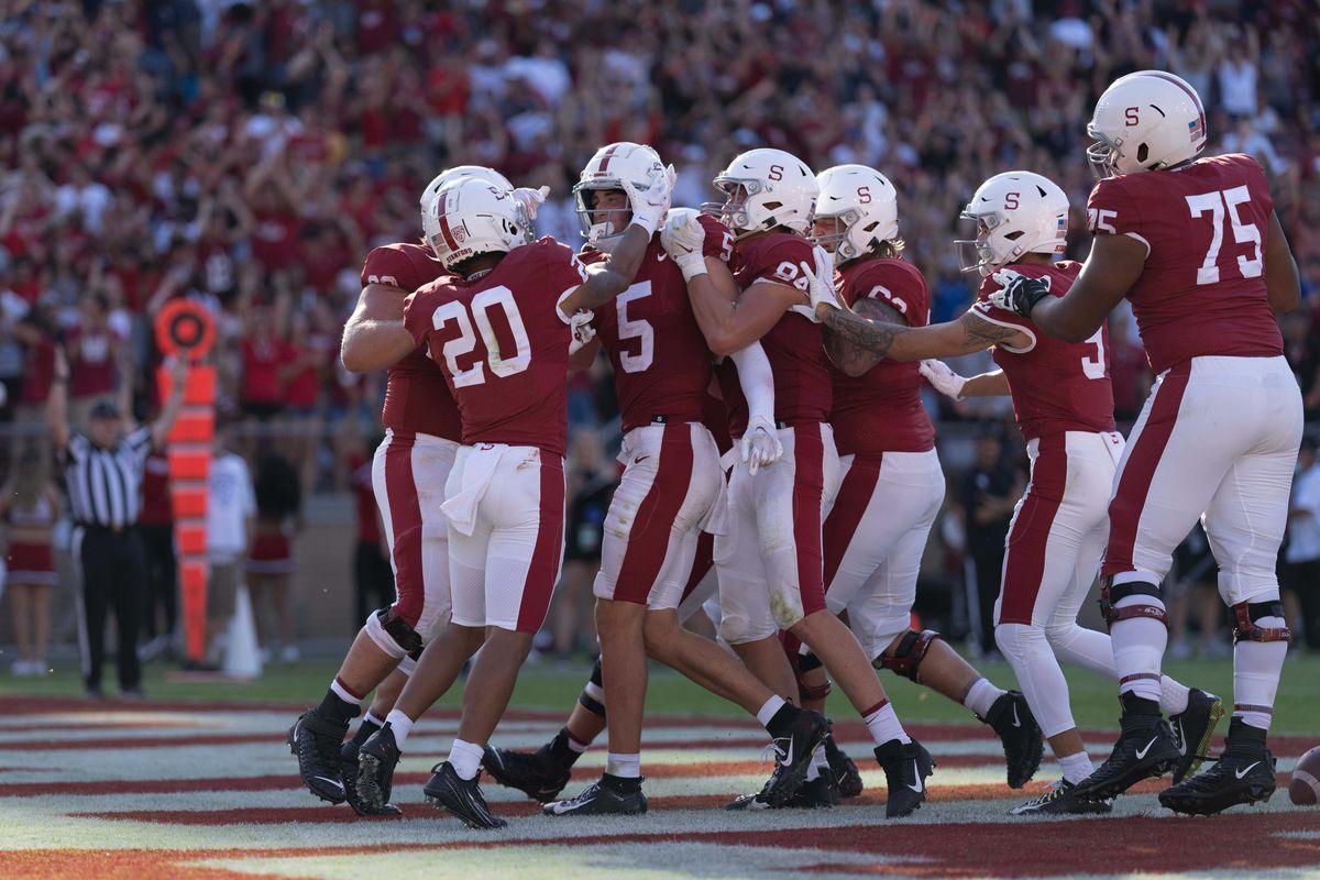 NCAA Football: Oregon at Stanford