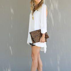 "Jacey of <a href=""http://www.damselindior.com/"">Damsel in Dior</a> is wearing a <a href=""http://www.loversandfriends.us/shop/dresses/gracie-dress-in-tangerine/"">Lovers + Friends</a> dress, <a href=""http://www.heidimerrick.com/spring13/mussel-shorts"">Heidi"