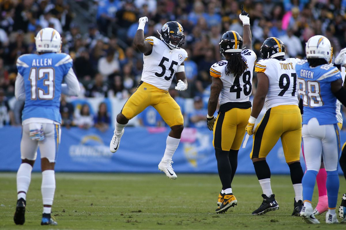 Pittsburgh Steelers vLos Angeles Chargers