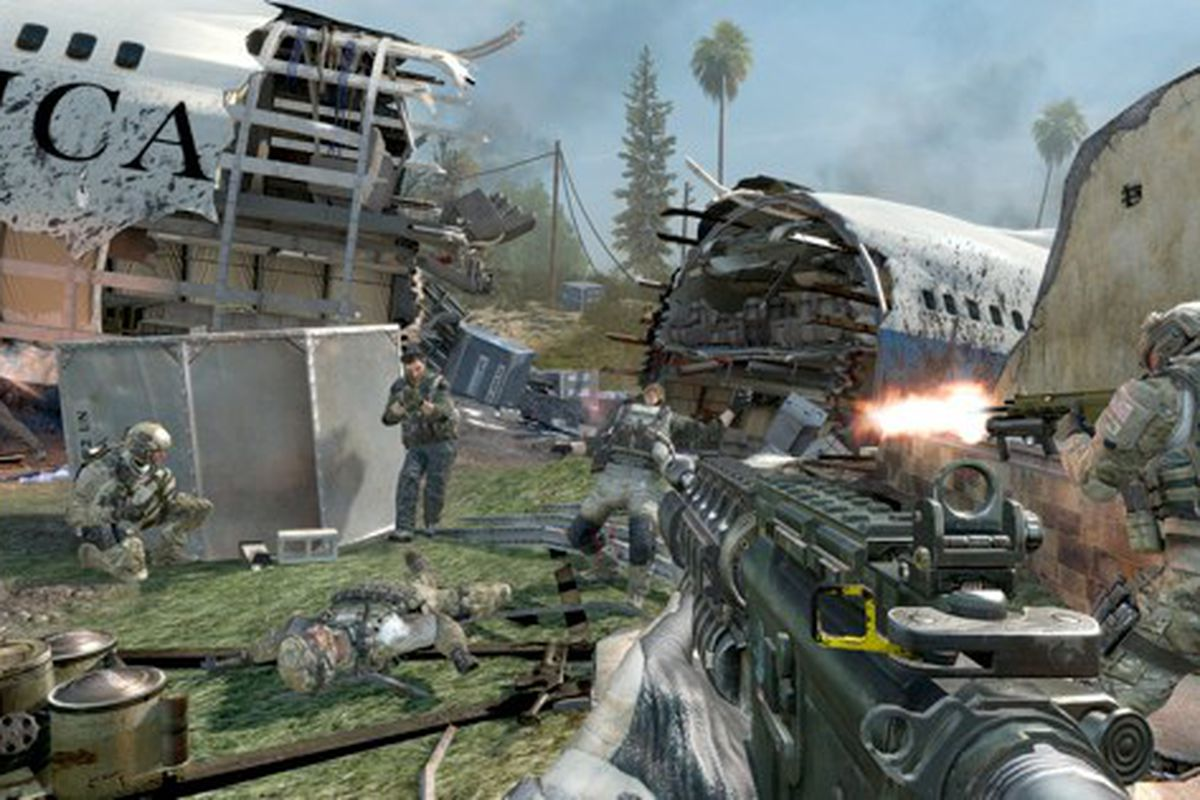 Modern Warfare 3 Content Collection 4 Dlc Coming To Ps3 And Pc