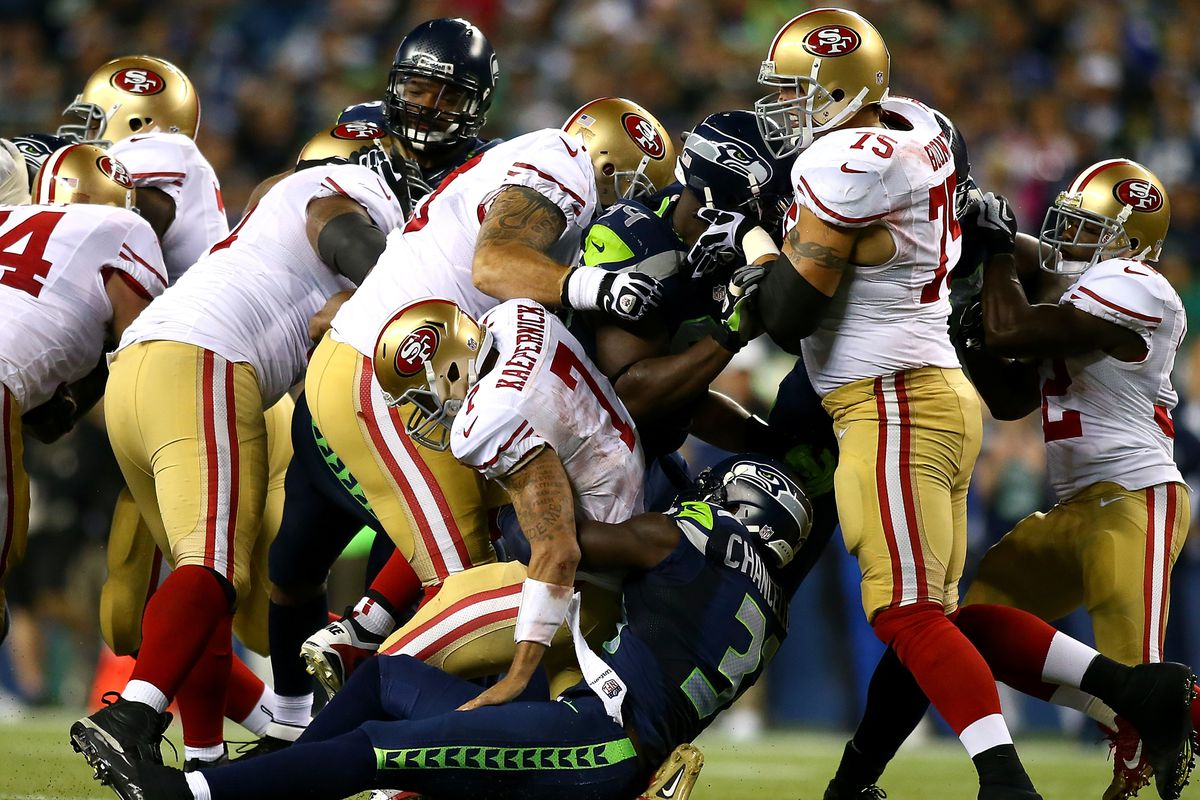 49ers vs. Seahawks final score: The good, the bad and the ...
