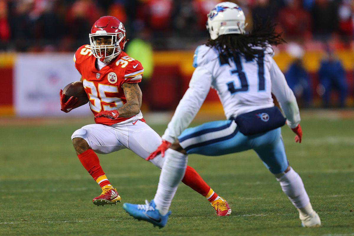 Scouting Jets running back Charcandrick West - Gang Green Nation