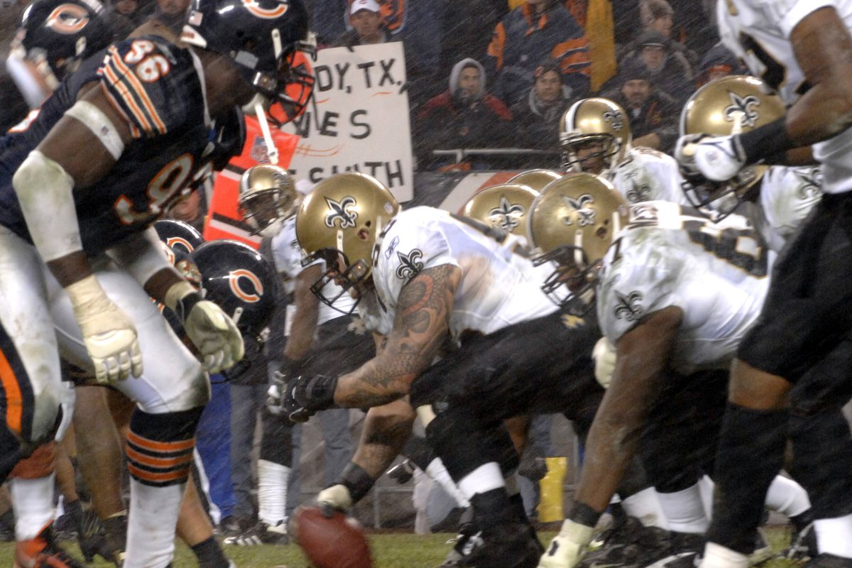 NFC Conference Championship - New Orleans Saints vs Chicago Bears - January 21, 2007