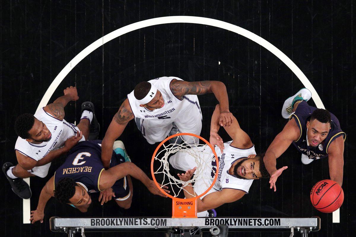 NCAA Basketball: Legends Classic-Notre Dame vs Northwestern