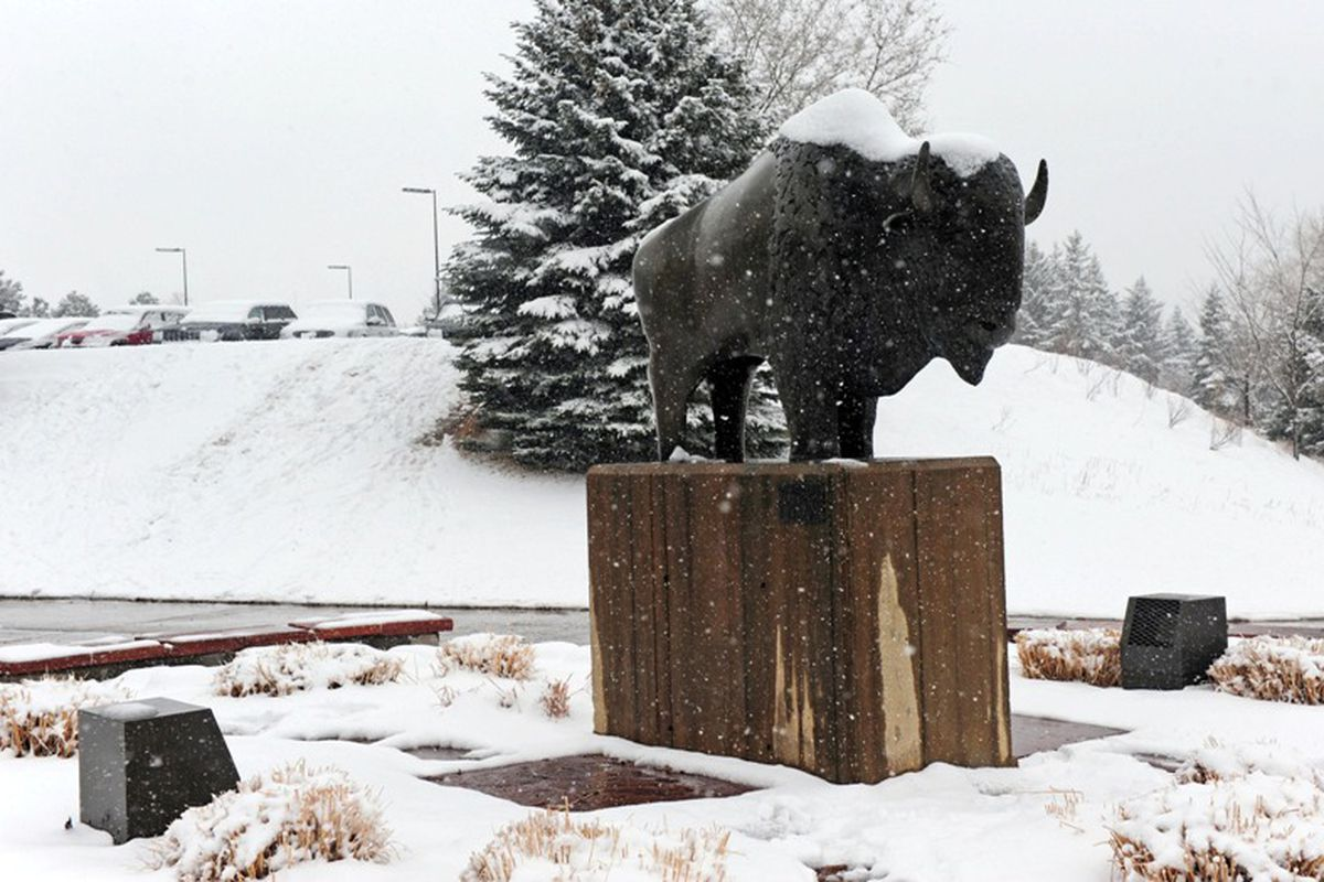 Oregon St. finally climbed the mountain in snowy Boulder, Colorado, as the Beavers got their first ever win there over the Buffs.